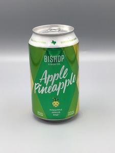 Bishop - Apple Pineapple (12oz Can)